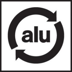 alu recycle logo